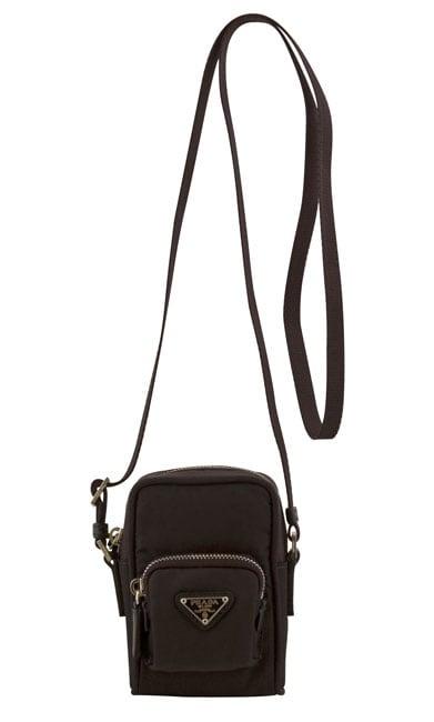 prada suitcase - Prada Small Nylon Camera Bag - 10509443 - Overstock.com Shopping ...