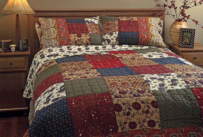 Provence Quilt Set 10518975 Overstock Com Shopping