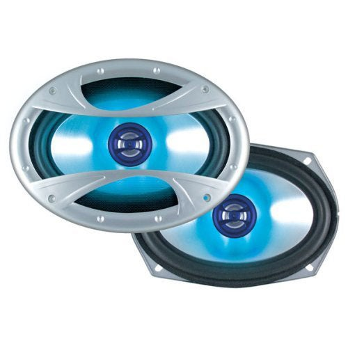 Dual XIN6X92 2-way 6 x 9-inch Car Speakers