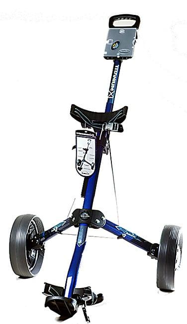 Intech Titanium XL Aluminum Frame Golf Pull Cart