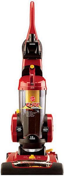 Hoover U5507 900 Elite Rewind Upright Vacuum 10525560