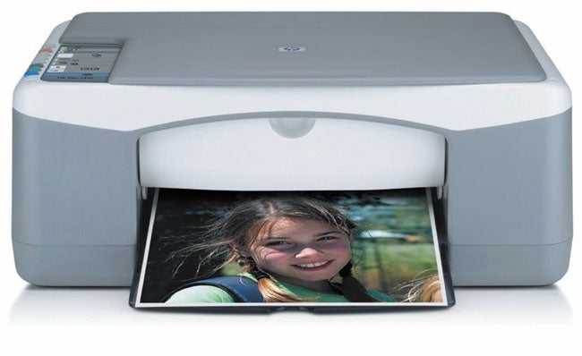 HP Hsc 1410 All-In-One Printer