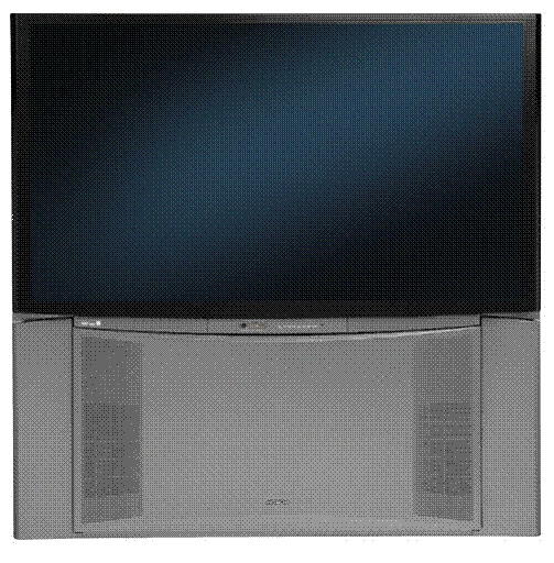 Hitachi 57F59 57 inch Digital Projection HD Television (Refurbished)