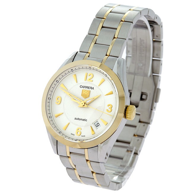 Tag Heuer Carrera Two-tone Automatic Watch