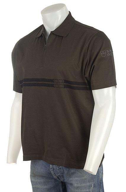 Bally Golf Men 39 S Olive Polo Shirt 10538878 Overstock