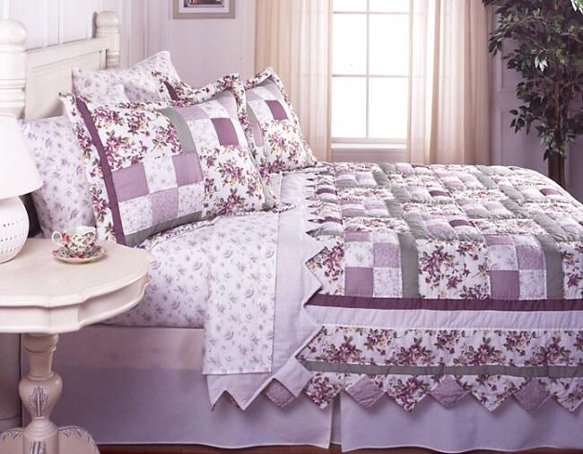 Darlene Quilt in a Bag Bedding Set