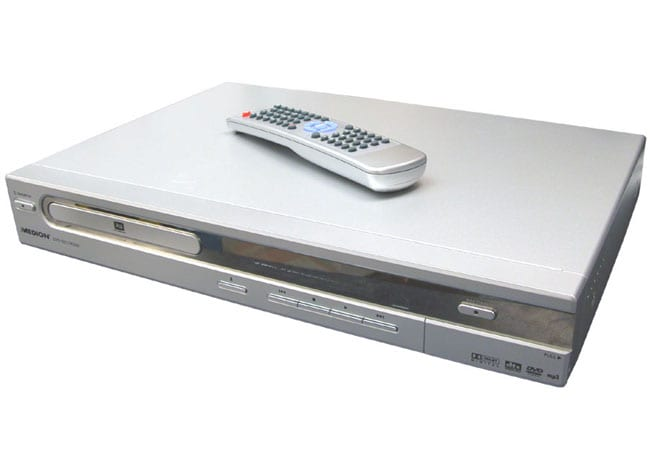 Medion Progressive Scan DVD Recorder