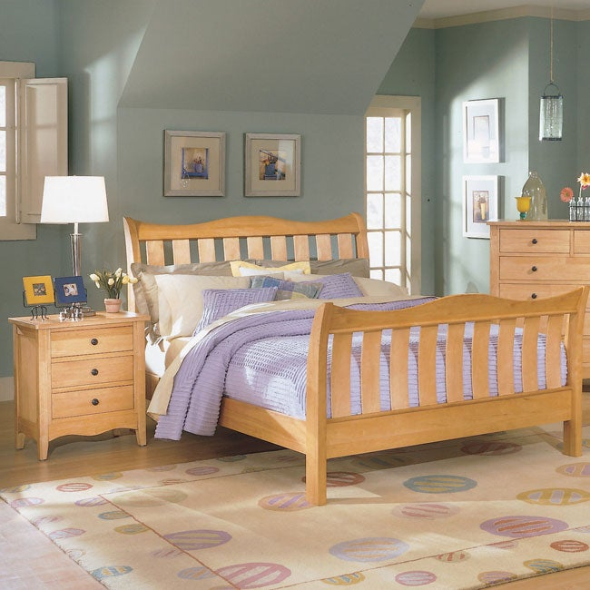 Adrienne  Piece Queen Sized Bedroom Set Free Shipping Today
