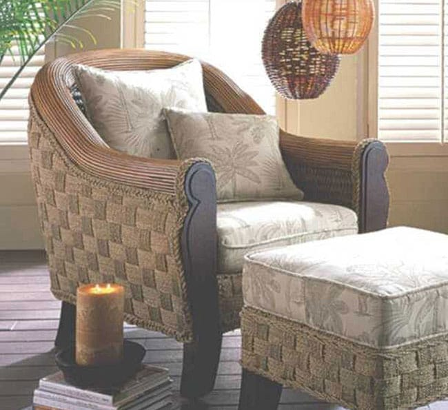 Billabong Seagrass Chair
