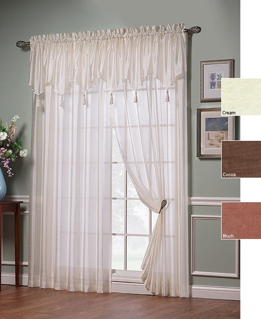 Raquel 104-inch Pole Top Curtains