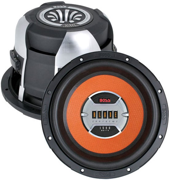 Boss Blade Extreme 12-inch 1200W Vehicle Subwoofer