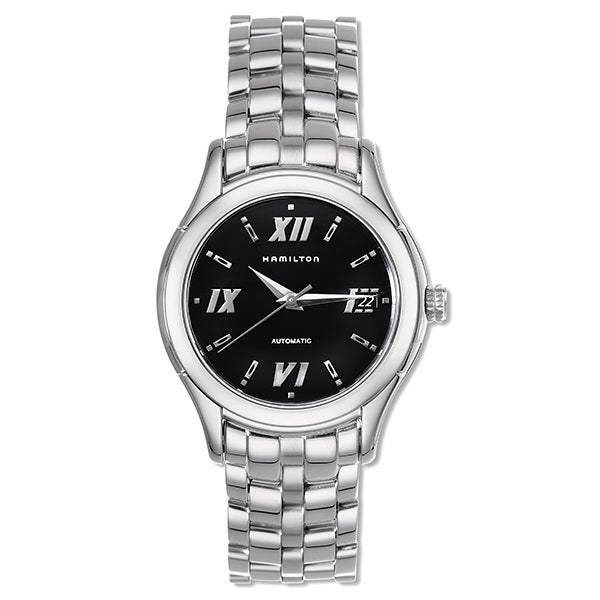 Hamilton Linwood Stainless Steel Automatic Watch