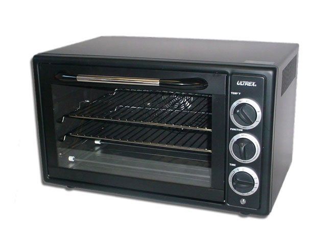 Ultrex Countertop Convection Oven : Stainless Countertop Convection Toaster Oven