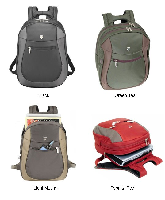 Sumdex Dual Compartment Laptop Backpack