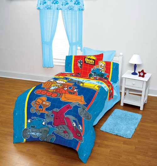 Bob The Builder Bedding Twin