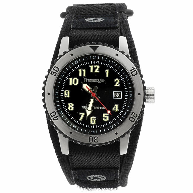 Freestyle Spy Men's Sport Band 100-meter Watch