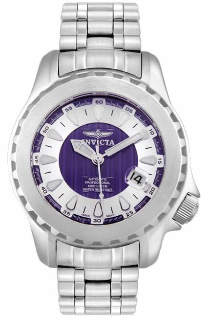 Invicta Men's Pro Diver Automatic Steel Watch