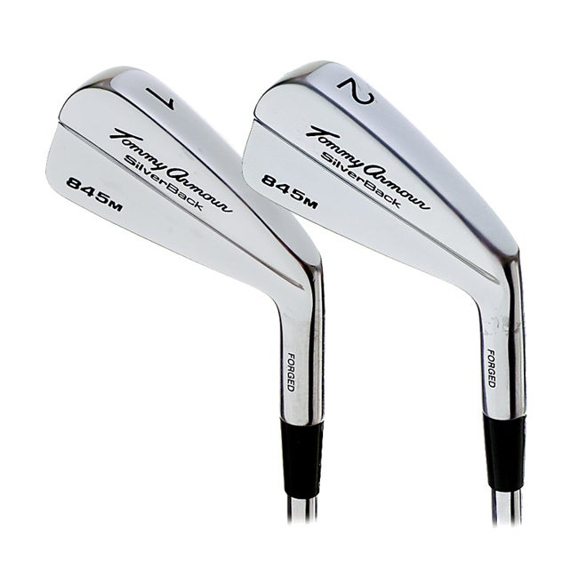 Tommy Armour 845m Silverback Long Irons
