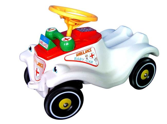 Children's Ride On Ambulance Car
