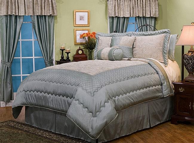 Morgan 22 Piece Luxury Comforter Set 10781441