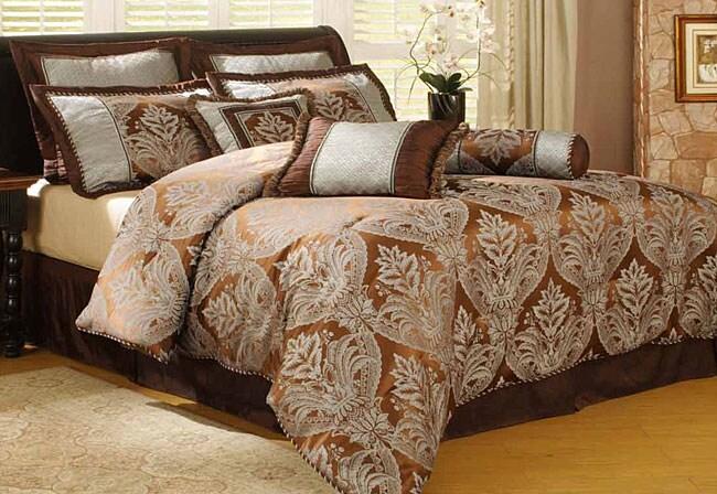 Foscari 9-piece Comforter Set