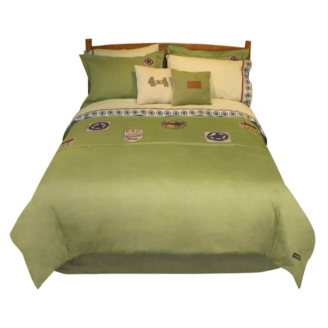 Jeep No Limits Comforter Set - 10789959 - Overstock.com ...
