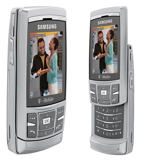 Samsung T629 Unlocked GSM Camera Cell Phone (Refurbished)