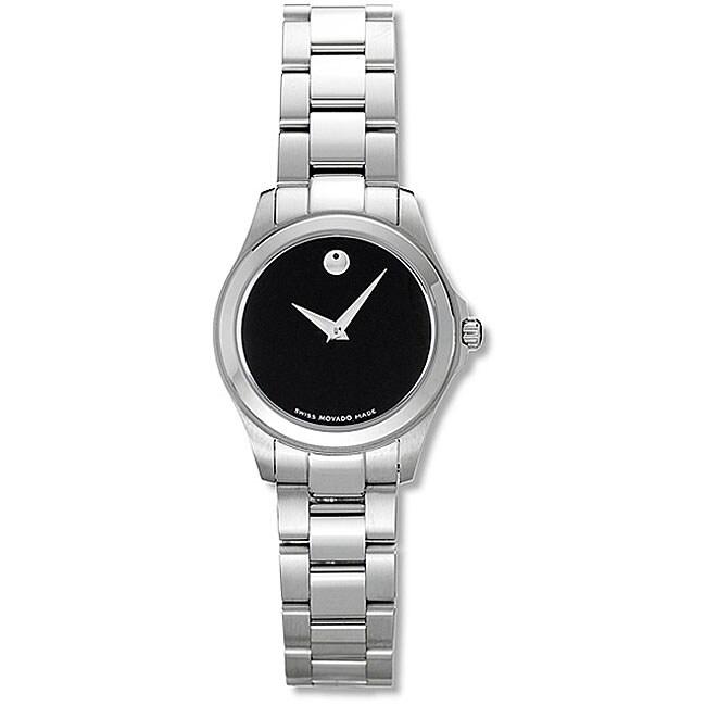 Movado Jr. Women's Stainless Steel Watch