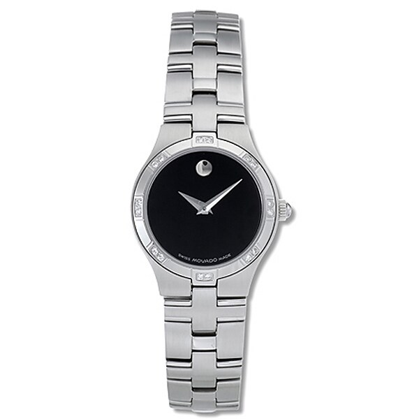 Movado Juro Women's Stainless Steel Quartz Watch