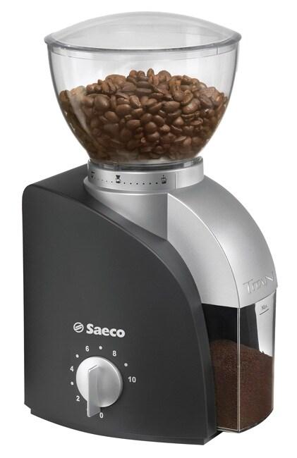 Saeco Usa El 60 Titan Burr Coffee Grinder 10812482