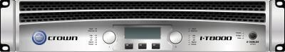 Crown IT8000 Power Amplifier