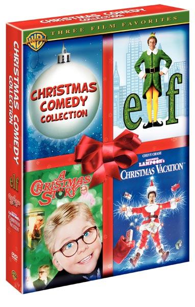 Christmas Comedy Collection (DVD)