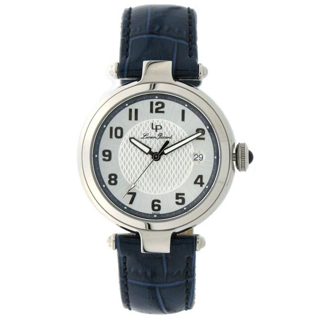 Lucien Piccard Optima Blue Strap Men's Watch