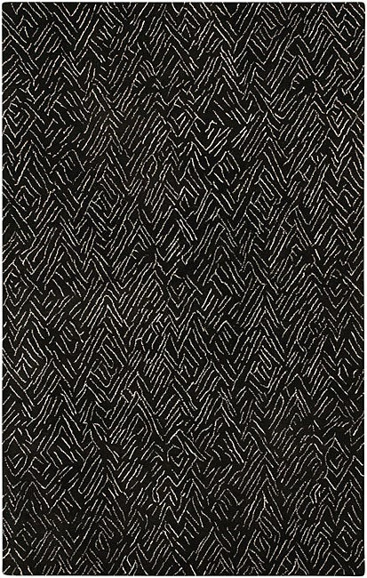 Hand-tufted Adara Wool Rug (7'9 Round)