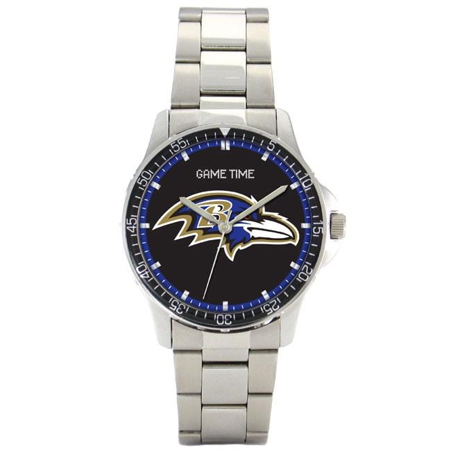 Baltimore Ravens NFL Men's Coach Watch