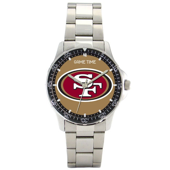 San Francisco 49ers NFL Men's Coach Watch