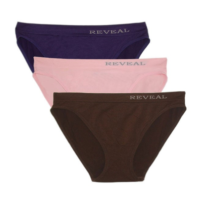 Revelations Nylon Bikini Panties (Set of 6)