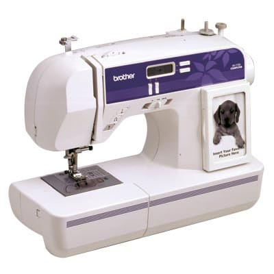 Brother XR 7700 Computerized Sewing Machine (Refurbished)