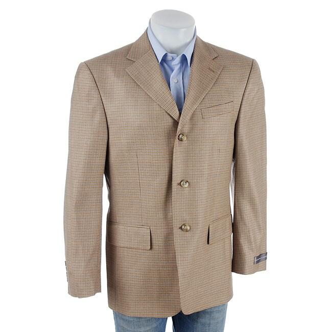 Oscar de La Renta Men's Three-Button Sportcoat
