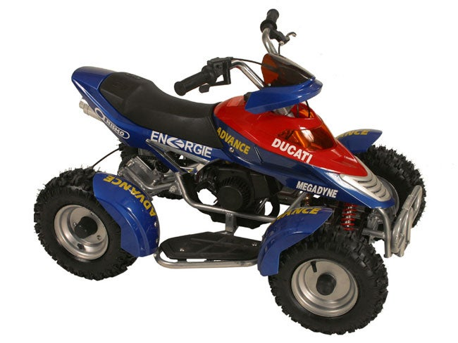 Pocket 49cc ATV