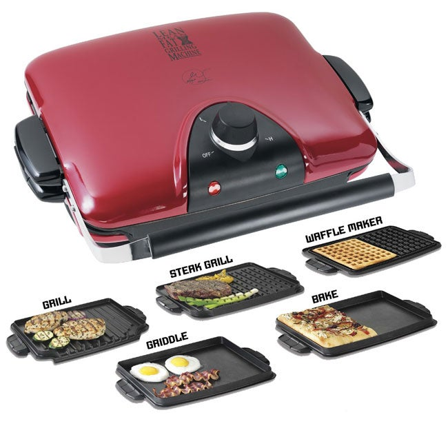 George Foreman Next Grilleration Electric Nonstick Grill