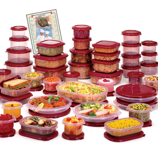 101-piece Ultra Deluxe Super Seal Foodsaver Set