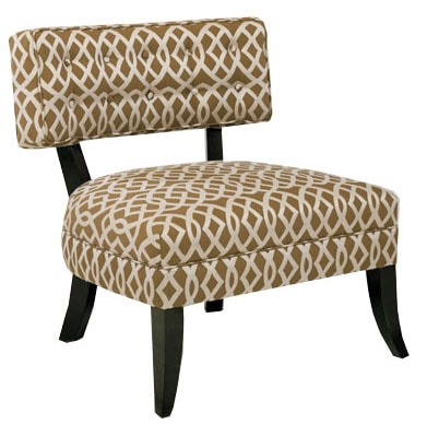 JAR Designs Lucy Patina Accent Chair