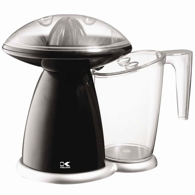 Kalorik Masticating Juicer Review : Kalorik Citrus Juicer - 10872155 - Overstock.com Shopping - Great Deals on Kalorik Specialty ...