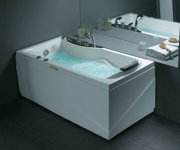 Royal A202b L Whirlpool Bath Tub 10873668 Overstock
