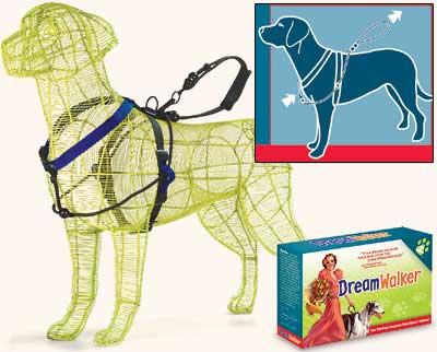 DreamWalker No-Pull Dog Harness