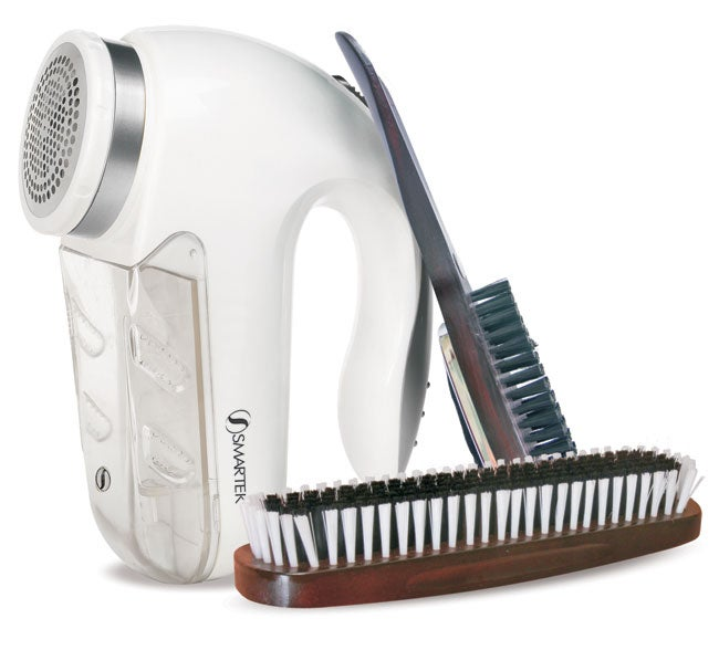 Deluxe Clothes Shaver & 2 Lint Brushes