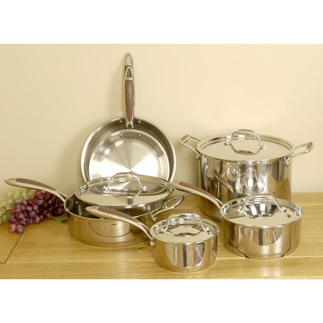 Marcus Samuelsson 10-piece Cookware Set