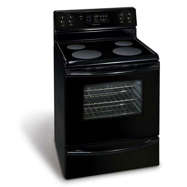 frigidaire electric smooth top black range 10942957 shopping big discounts. Black Bedroom Furniture Sets. Home Design Ideas