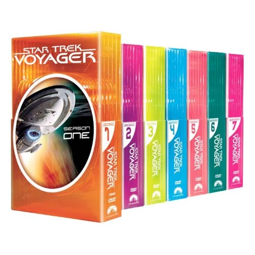 Star Trek: Voyager The Complete Series Gift Set (DVD)